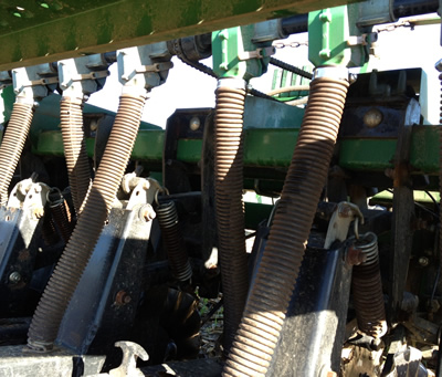 Drill and Air-Seeder Modifications - Needham Ag Technologies